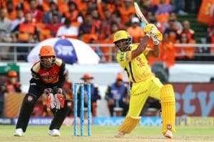 IPL 2018: Ambati Rayadu fifty propels Chennai Super Kings to 182/3 vs...