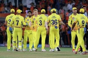 IPL 2018: Chennai Super Kings beat Sunrisers Hyderabad by four...