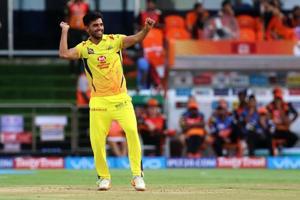 IPL 2018: CSK's Deepak Chahar credits team atmosphere and experience...