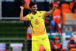 IPL 2018: Deepak Chahar derails Sunrisers Hyderabad in chase vs...