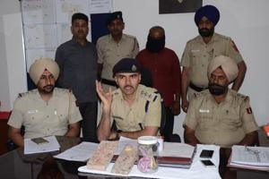 Uttarakhand jeweller who was in cahoots with gang lands in UT police...