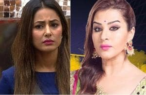 Shilpa Shinde gets back at Hina Khan, trolls after porn clip...