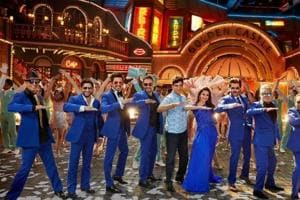 Total Dhamaal recreates Paisa ye paisa song with a crowd of actors