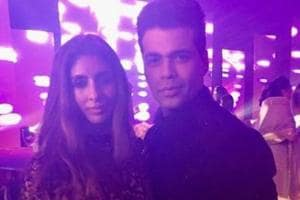 Not Sara Ali Khan or Sonam Kapoor, it is Karan Johar's Radha dance...