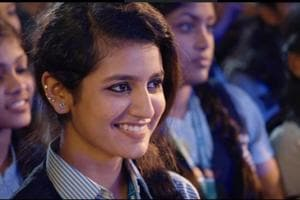 Wink girl Priya Prakash Varrier wishes Roshan, writes 'needn't say...