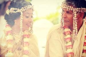 Milind Soman and Ankita Konwar on wedding, love: To a new beginning