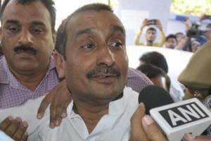 Unnao rape and murder cases: CBI seizes SUV, rifle of BJP MLA's...