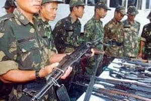 Surrendered Northeast militants to get grant of Rs 4 lakh, monthly Rs...