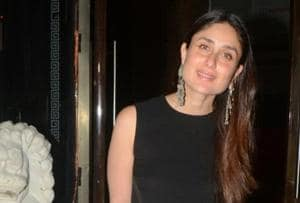 Kareena Kapoor just added some sparkle to Dubai. See pics