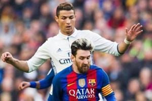At 25,000 euros a minute, Lionel Messi zooms past Cristiano Ronaldo as...