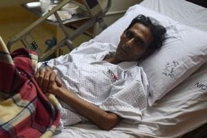 Pakistan hockey hero Mansoor Ahmed seeks heart transplant in India