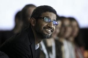 Good week for Google CEO Sundar Pichai, set to cash in $380 million...