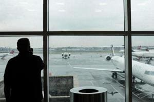 Flight passenger from Paris fined $500 in US for keeping free airline...