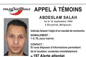 Paris attacks suspect Abdeslam sentenced to 20 years over Brussels...