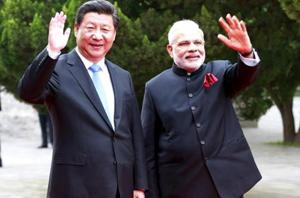 The leaders of India and China have perhaps also realised their countries can take on a greater role on the world stage as the United States under President Donald Trump cedes its long-standing leadership