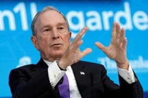 Michael Bloomberg to give $4.5 million to cover US' Paris climate deal...