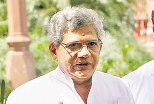 All three Modis looting the country, says Sitaram Yechury