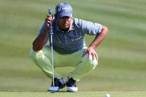 Anirban Lahiri finishes tied-58 at Texas Open golf