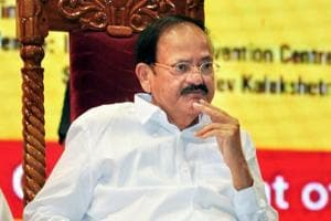 Venkaiah Naidu rejects Opposition notice seeking removal of CJI Dipak...