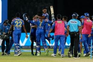 Rajasthan Royals beat Mumbai Indians in IPL 2018 thriller