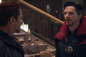 Avengers Infinity War new clip shows Robert Downey Jr, Benedict...