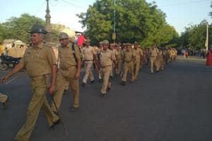 Jodhpur turns into fortress ahead of verdict in rape case against...