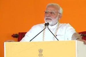 Modi launches Rashtriya Gram Swaraj Abhiyan to strengthen Panchayati...