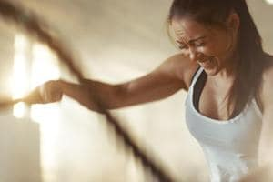 Fitness freaks, take it easy. Intense exercise may cause ALS