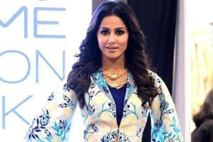 7 Hina Khan pics to prove there's not a single look she can't pull off