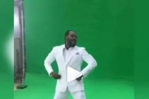 Chris Gayle was dancing to Sunny Leone's Laila, not Sapna Choudhary's...