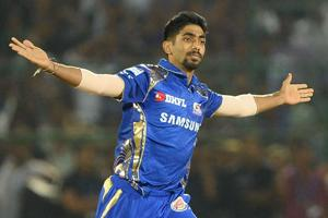 IPL 2018: Twitterati trolls Jasprit Bumrah for bowling no-ball during...