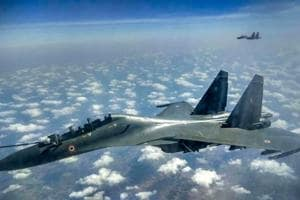 Chinese air force monitored IAF's biggest exercise closely