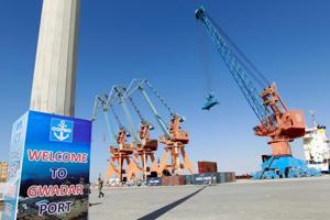 As part of ambitious CPEC project, Gwadar port aims to become a new...