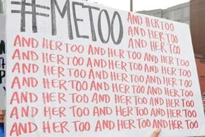 Public outcry after China campus #MeToo activist pressured into...