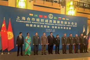 India asks SCO members to work towards a stable, secure, peaceful...