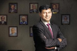 Raghuram Rajan among contenders for top post at Bank of England:...