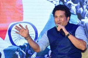 Sachin Tendulkar says an off-spinner with leg-breaks like a...