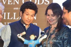 Sachin Tendulkar recounts Desert Storm, says Sharjah experience...