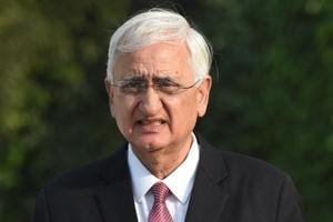 Congress hand stained with Muslims blood, says Salman Khurshid