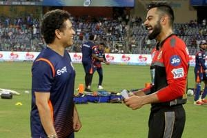 Sachin Tendulkar promises amazing gift to Virat Kohli when India...