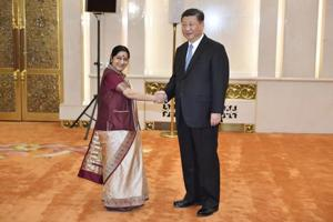 Terrorism an enemy of basic human rights, says Sushma Swaraj in China