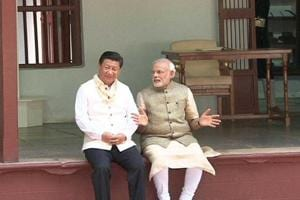 Walks, heart-to heart-talks, no joint documents at Modi-Xi Wuhan...