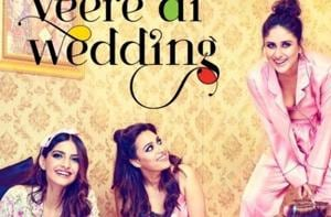 Kareena Kapoor, Sonam Kapoor at Veere Di Wedding trailer launch. See...