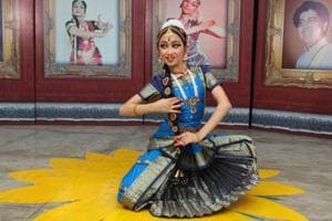 Sridatri is going to perform seven items at her arangetram.