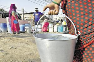 HT Spotlight: Water aplenty, but taps run dry in Panchkula