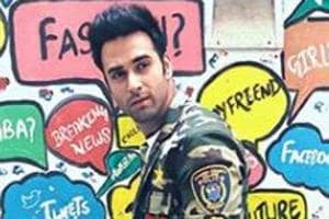Actor Pulkit Samrat made his Bollywood debut with the film Bittoo Boss (2012).