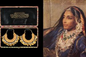 Sikh heritage goes under the hammer: Maharani Jindan's earrings fetch...
