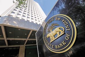 The Reserve Bank of India headquarters in Fort , Mumbai.