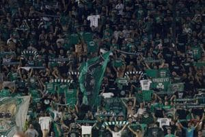Panathinaikos banned from European football for three years by UEFA