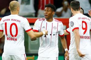 David Alaba ruled out of Bayern Munich's Champions League match vs Real  Madrid
